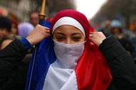 Wearing the burqa in France: questioning integration models for Muslim communities in Europe?