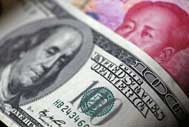 Chinese Exchange rate, the US current account deficit, and the Global imbalance
