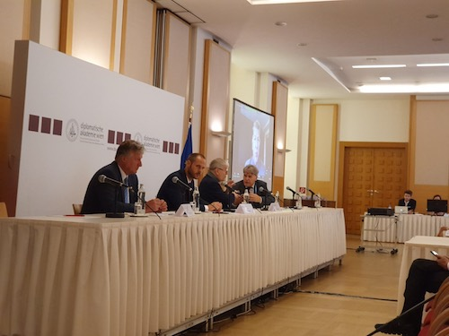 Diplomatic Academy Vienna – Marking the 75th anniversary (01 July 2020)