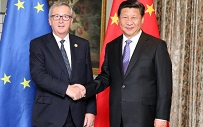 EU-China Trade Hampered by EU Divisions