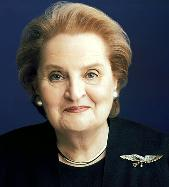 Former Secretary of State Madeleine Albright Speaks on Genocide Prevention