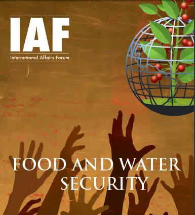 Special Publication: Food and Water Security